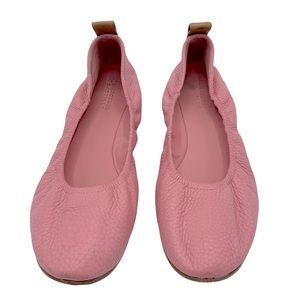 Mercedes Castillo Carola Ballet Flat Peony Pink
